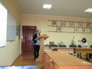 районний семінар вчителів історії