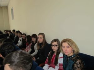 ІV етап ХVІІІ Всеукраїнської учнівської олімпіади з історії, м. Хмельницький