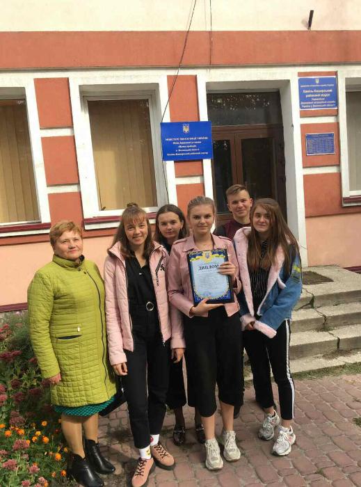 Вітаємо переможців обласного етапу ХVIІ Всеукраїнського турніру юних правознавців!